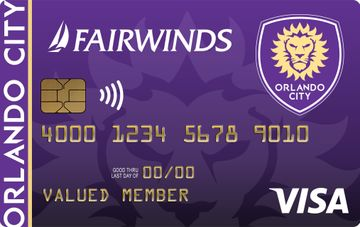 Orlando City Visa® Credit Card image