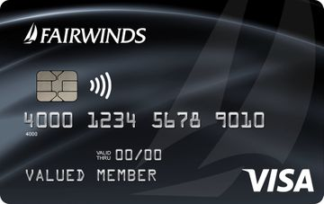 Platinum Rewards Visa® Credit Card image