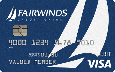 Instant Issue Debit Cards - FAIRWINDS Credit Union