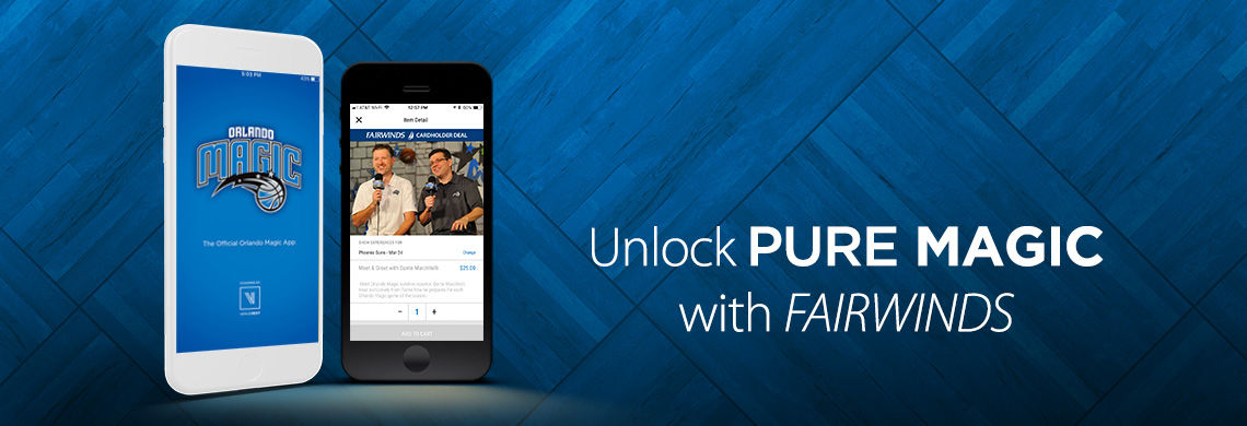 Unlock Pure Magic with FAIRWINDS