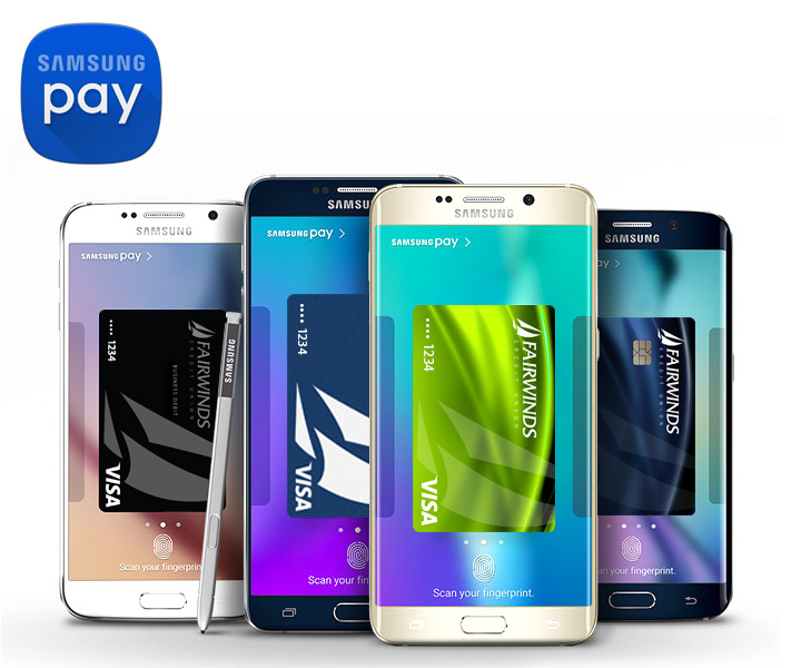 Samsung Pay photo