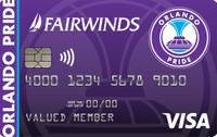 Orlando Pride Credit Card